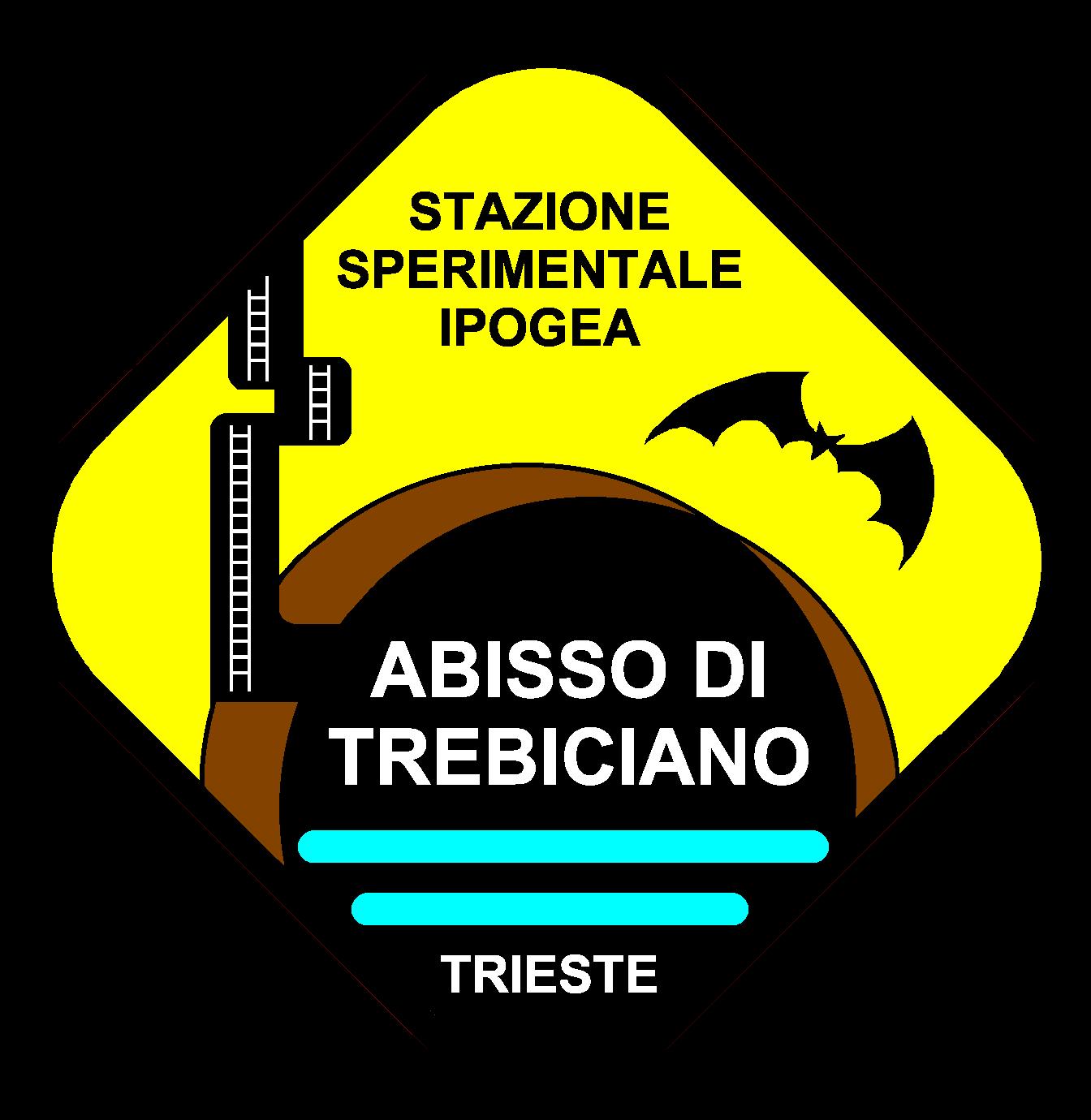 Logo Abisso Trebiciano - Stazione sperimentale ipogea